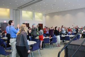 Conference Ballroom (Photo Credit: Biomimicry 3.8)